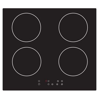 Premium Ceramic Glass Induction Cooktop - 590mm