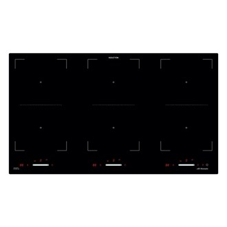 Premium Ceramic Glass Induction Cooktop - 900mm