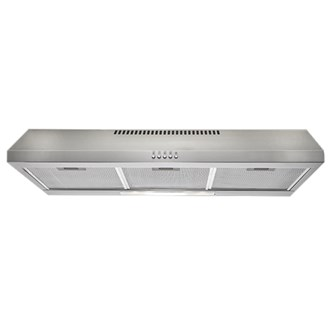 90cm Fixed S/Steel Rangehood