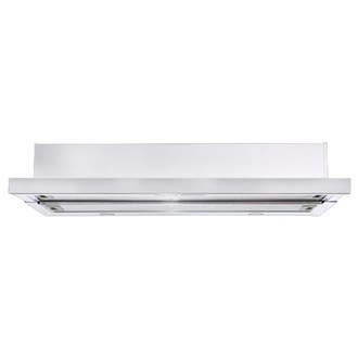 90cm Slide Out (Ducted) Rangehood