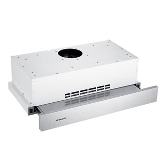 Stainless Steel Inbuilt Slide Out Rangehood Recirculating - 600mm
