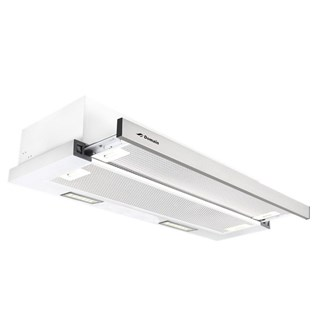Stainless Steel Inbuilt Slide Out Rangehood - 900mm