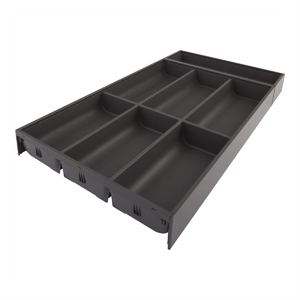 AMBIA-LINE  cutlery insert for LEGRABOX drawer - 7 compartments