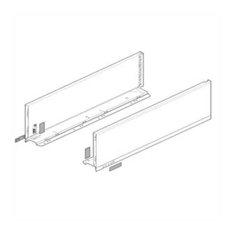 LEGRABOX drawer side for LEGRABOX pure C Height