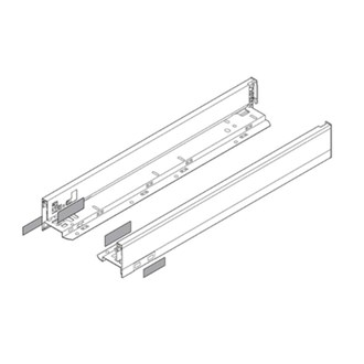 LEGRABOX drawer side for LEGRABOX pure N Height