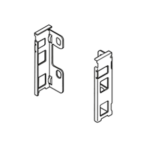 LEGRABOX back fixings bracket (Pair)