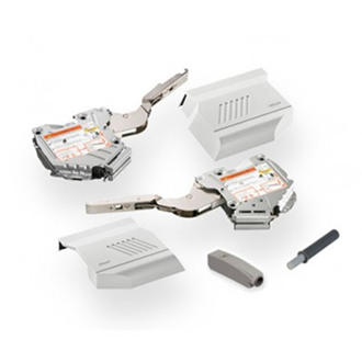 AVENTOS HK-S stay lift lift mechanism (with 2 pieces) for TIP-ON