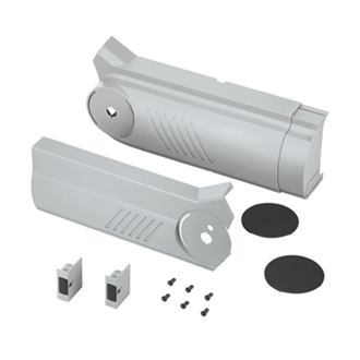 AVENTOS HF bi-fold lift system cover cap set (incl. Trigger switch for drilling enclosed)