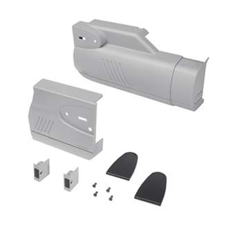 AVENTOS HK stay lift cover cap set (incl. Trigger switch for drilling enclosed)