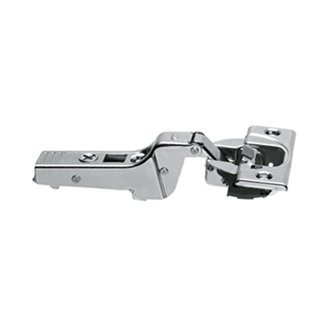 CLIP top BLUMOTION angled hinges (III). Full Overlay - Boss: Screw On
