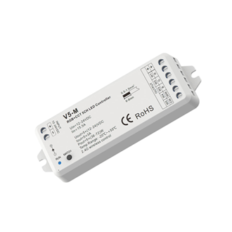 V5-M Led Controller - RGBW+WW LED Controller