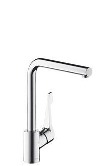 Hansgrohe Cento Right Angle Mixer