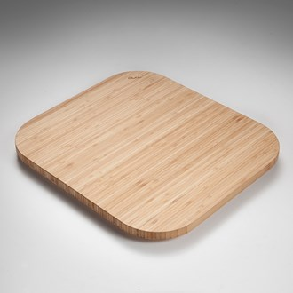Oliveri Nu-Petite Main Bowl Bamboo Full Chopping Board