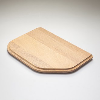 Oliveri Nu-Petite Main Bowl Bamboo Chopping Board